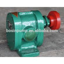 2CY Serie Getriebe 2,5 Mpa hohen Pumpendruck Tiefentladung Papier Heizöl Förderband Booster-Pumpe in Öl liefern