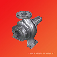 Air-Cooled Stainless Steel Hot Oil Pump
