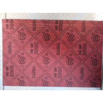 Junta de goma de asbesto XB200