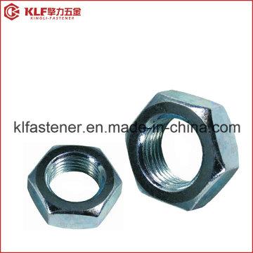 Acier inoxydable hexagonal DIN439