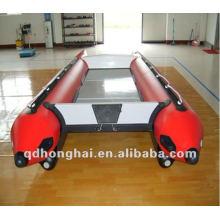 CE HH-P410 высокой скорости лодки надувные катамараны
