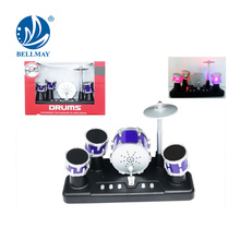 Electronic Table Finger Jazz Touch Drum Toy Mini Finger Touch Drum Toy