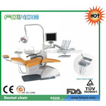 CE FAD approved high quality SINOL dental unit S2318