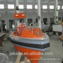 Barco de rescate rápido con buen precio