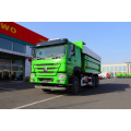 HOWO A7 6X4 Dump Truck with 10 Wheels