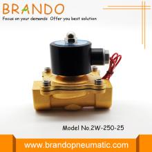 Zwei-Wege-Direktantrieb Messing Wasser Magnetventil