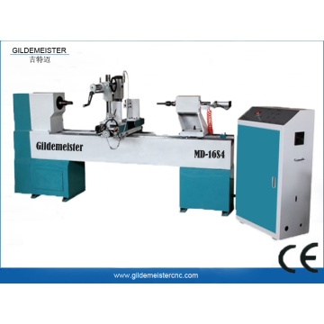 CNC Holzdrehmaschine 4 Achsen