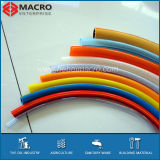 Braided PVC air hose in factory price and high quality