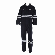 one piece flame retardant reflective work clothes