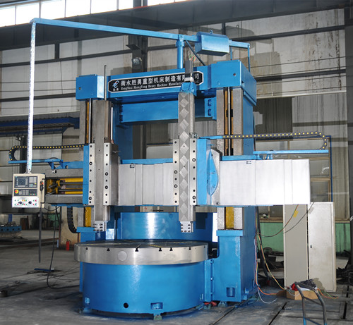 Dro vertical lathes