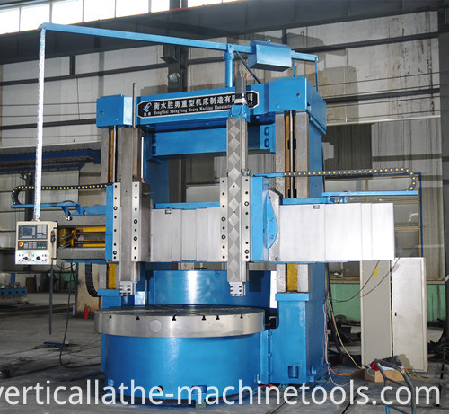 CNC VTL Machines Used