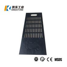 Fiber Reinforced Wean Farrowing Rearing Warm Rubber Sow Floor Mat