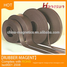 Flexible falt fridge Rubber Magnets for door seal strip by china supplier