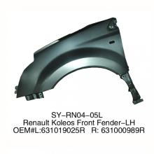 OEM for Right Car Fender Front Fenders for Fenders for Renault Koleos export to Heard and Mc Donald Islands Manufacturer
