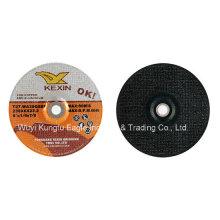 Disco abrasivo para el pulido de cobre y aluminio (EN12413)
