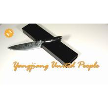 Couteau de cuisine damas 8 '' de haute qualité