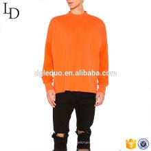 2017 Hombre Personalizado Pullover Sweatershirt Venta al por mayor popular Crewneck Hoodie