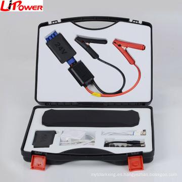 24V Jump Start Tipo RoHs CE Certificación UL estación de la batería de coche