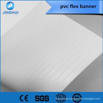 Solvent printing media pvc flex banner roll/pvc banner/pvc mesh banner