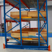 Dynamic Storage Pallet Racking