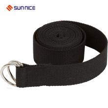 Alta Qualidade Anti-slip Cotton Yoga Belt