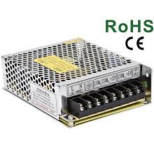 Conducteur de puissance imperméable de LED 12V 12.5A