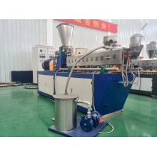 Factory sales twin screw extruder for plastic