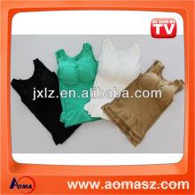 Shaper del sistema panty del sujetador atractivo de la marca de fábrica al por mayor barato de la marca de fábrica
