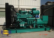 diesel power generating sets