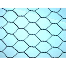 Malla hexagonal de PVC