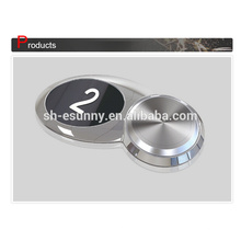 Super quality hot selling blue led elevator button