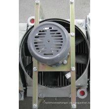 Lüftermotorenmontage