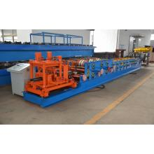 Botou Galvanized Steel Hidrolik C Purlin Machine