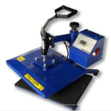 Impresión de la máquina de la prensa del calor Mini manual