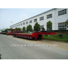 CLW 3-axle lowbed trailer,semi trailer