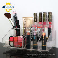 Jinbao Clear Storage Case Organizer custom acrylic jewelry display