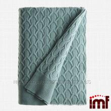 Nizza Kaschmir Soft Touch Decke