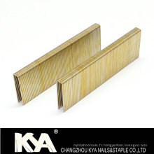 Spotnails 58 Series Staples pour l'industrie et la construction
