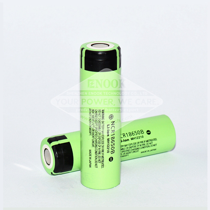 Hot  Panasonic 18650B Cell 3400mah