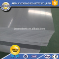 china factory hot sell sheet rigid pvc 3mm thick plastic sheeting
