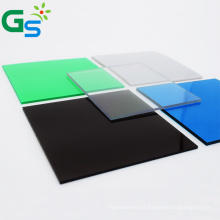 2mm Thick Plastic Solid Polycarbonate Sheet Acrylic Sheets For Advertisement Carport