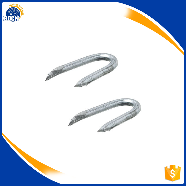 high quality Wire Staple Nails Fence Nails