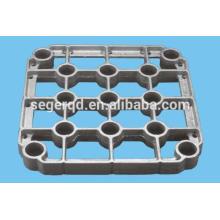 molde de acero refractario de hierro