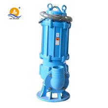 Matériel SS304 SS316 de pompe d'eaux d'égout submersible d'acier inoxydable