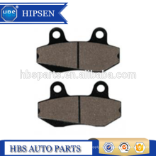 Plaquette de frein frittée EBC FA86 pour ATK / Honda / Hyosung