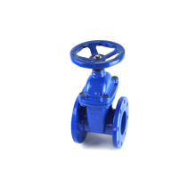 factory directly sale flange connection 6 inch galvanized gate valve api 600 class 600