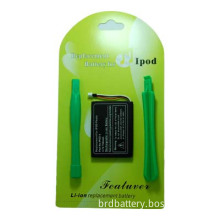 Replacement battery for Ipod 4 900mAh