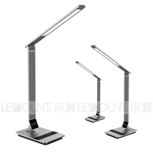 Aluminum Stepless Dimming LED Table Light with Straight Light (LTB798)