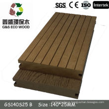 low moq wood plastic composite decking - 2016 new technology decking