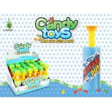 Mini brinquedos doces da arma de água